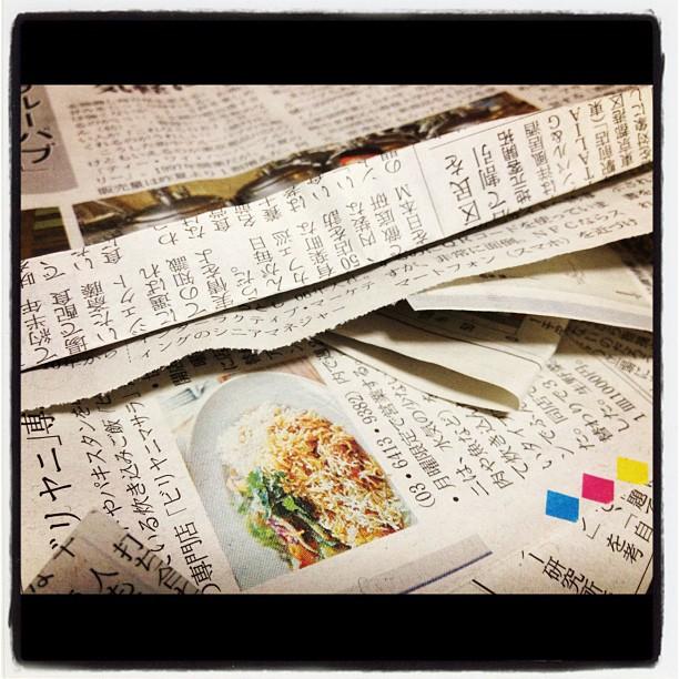 newsその時気になった新聞記事を取り敢えず切り抜いておく。アナログだけれど 遥か昔からの習慣^^昨年末分をパラパラと読み返している(^^)
