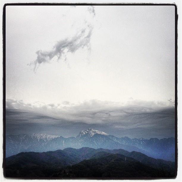 overcast weather