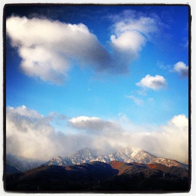 mo!昨日はイノシシ 今日はシカ。解体したイノシシを 料理人3人で ロースト、炒め物、スベアリブ、鍋に(^ ^)二頭分を 余すとこなくたいらげました!雪の残る 山での解体で 寒さ足下から‥まあ それも楽し。さて 今日は!