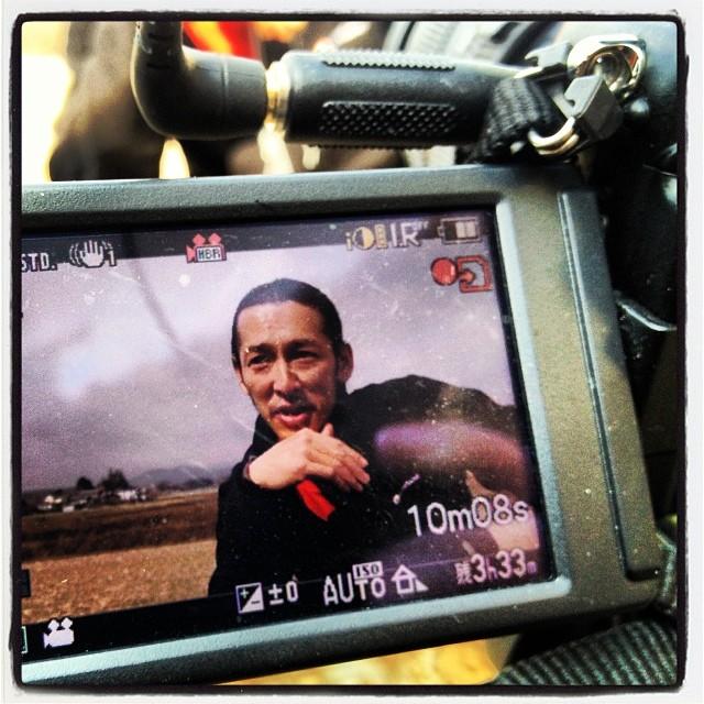 interviewee 山野川商店 インタビューをうける(^ ^) 誰なのか、なんなのか、何をしようとし どこへ向かっているのか。そんな話をそれぞれが 少しづつさせて貰いました(^ ^)