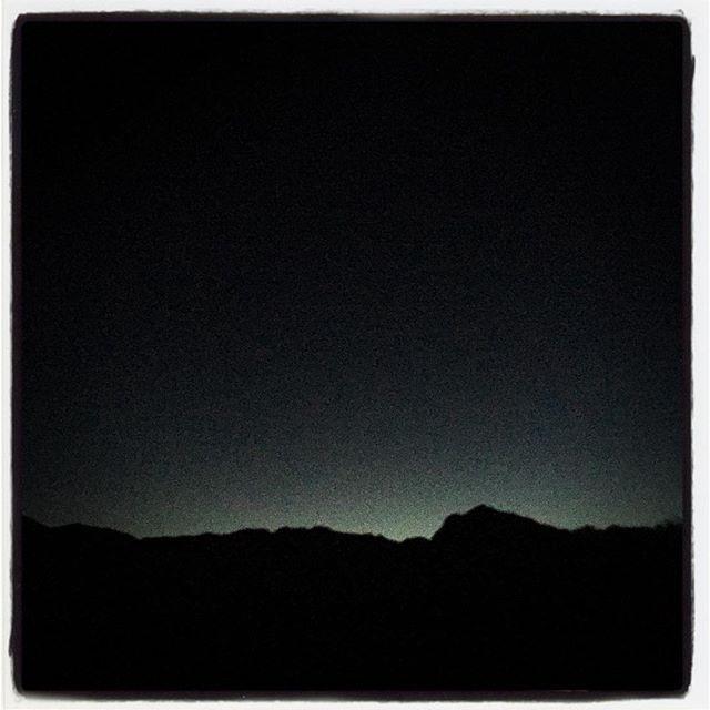 full moon 7/31 mountain*mountainは夜も営業いたします^^ 天気がよいと 月明かりに浮かぶアルプスの山々を望むことができます^^ #nagasakabase #mountainmountain #そんなあなたはスパイシー