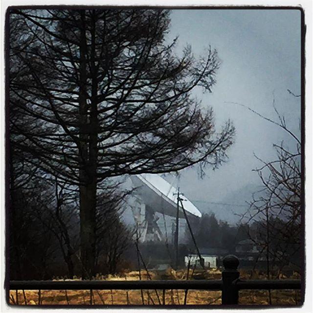 catering 朝一でケータリング^^今回は野辺山まで ひとっ走り^^ mountain*mountainから 30分かかんないので 思ってるよりはずっと近い^^ 野辺山の電波望遠鏡の脇を抜けての楽しいドライブでした^^ ランチは11:30からです!お天気悪いですがお待ちしております^^ #mountainmountain #nagasakabase #そんなあなたはスパイシー #mountainlife  #catering