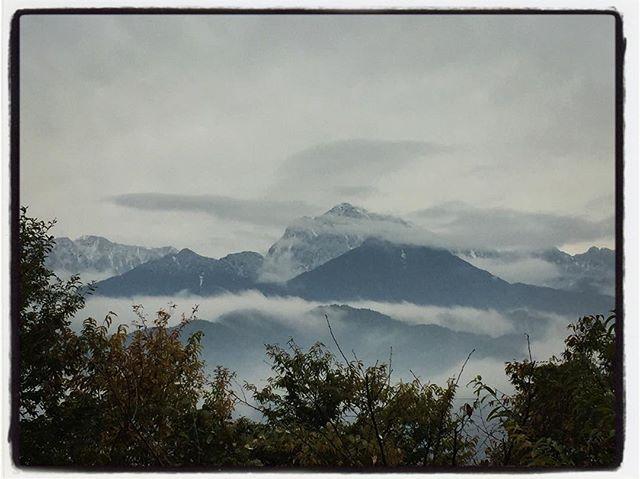 mt kaikoma さらに雪をかぶってきた︎ #mountainmountain #nagasakabase #mountainlife #そんなあなたはスパイシー #kaikoma #甲斐駒ケ岳