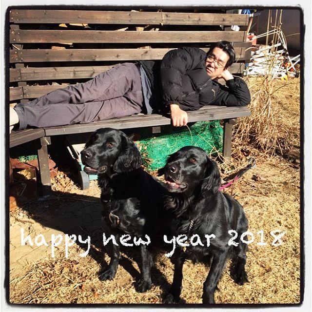 happy new year 2018 散歩と初詣の後に fire baseにて︎ こーなるとどっちがアビーでどっちがマリーかわからない^^; 本年もよろしくお願いします︎ #mountain #mountain mountain #nagasaka #nagasakabase #yatsugatakebase #yatsugatake #そんなあなたはスパイシー #山梨 #北杜 #移住 #定住 #旅人 #vagabond #料理人 #chef #photographer #cameraman #カメラマン #写真家 #japan #food #料理 #foodpic #foodstagram #foodie #restaurant #kitchen #stories
